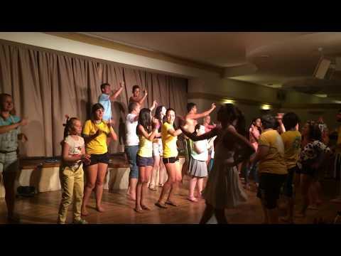 Dolmen Animation Team (MALTA)- Dance show
