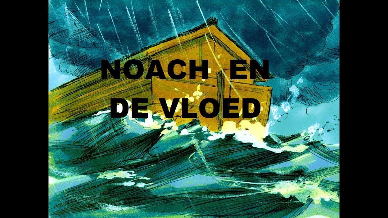 Verbazingwekkend De Bijbel voor Kids (7) - Noach en de vloed - YouTube NZ-35