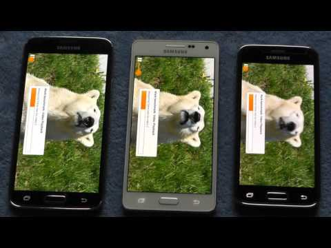 Samsung Galaxy S5 vs Samsung Galaxy A5 vs Samsung Galaxy S5 mini benchmarks
