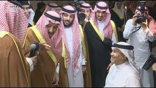 """الملك سلمان يبعد مايكات تركي العجمة من أجل """"كلمة راس"""" لمحمد عبده"""