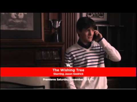 Matthew Knight in the good witch charm