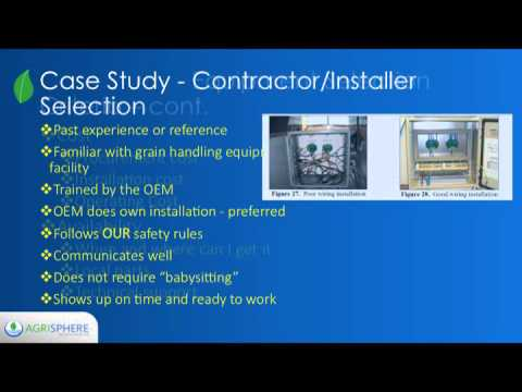 "2015 NGFA/GJ Elevator Design Conference: Brian Grimm, ""Hazard Monitoring Systems"""
