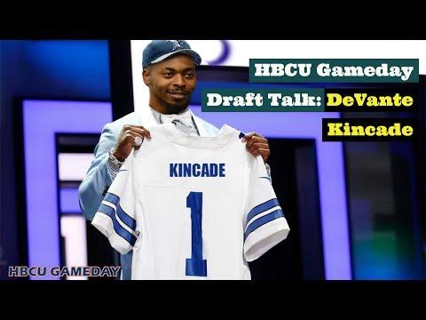Draft Talk: Grambling's DeVante Kincade