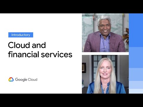 Solving for the future of financial services