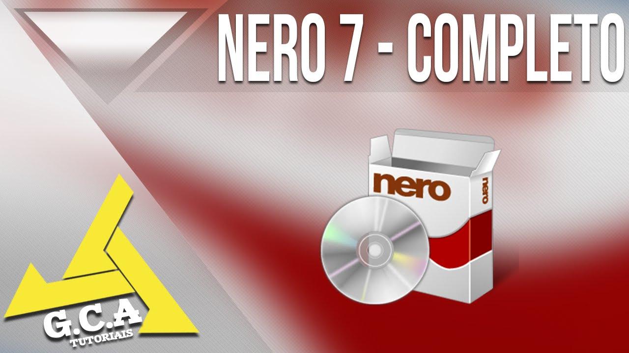 nero startsmart 7 gratis em portugues
