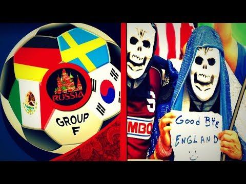 ¿Cuál Es El Grupo De La Muerte En Rusia 2018? | 7 Cosas Que No Sabías De Los Grupos De La Muerte