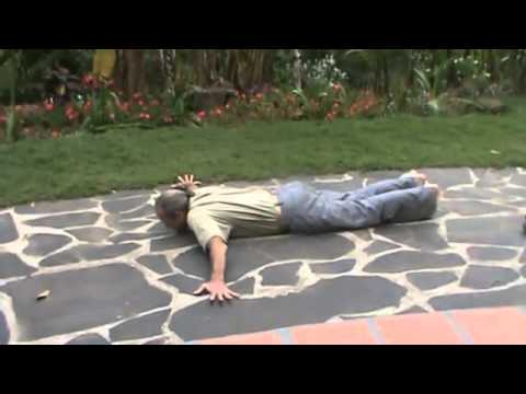 Dr. Doug Graham tries the Full Lateral Extension Push-Up