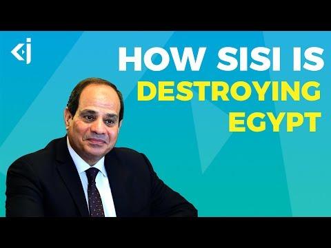 What has EGYPT'S President SISI ACHIEVED in EGYPT? - KJ Vids