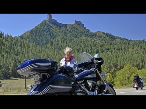 Colorado Motorcycle Trip: Pagosa Springs to Durango