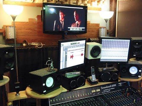 Recording Studio Ventilation Diy Outtake Silencer Noise