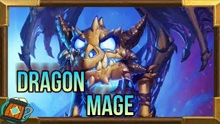 Hearthstone : Requested Deck Tech Dragon Mage Knight of the Frozen Throne