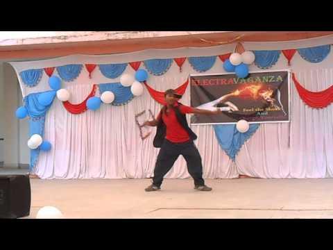 Govinda dance bollywood style-DID copy of dharmesh sar
