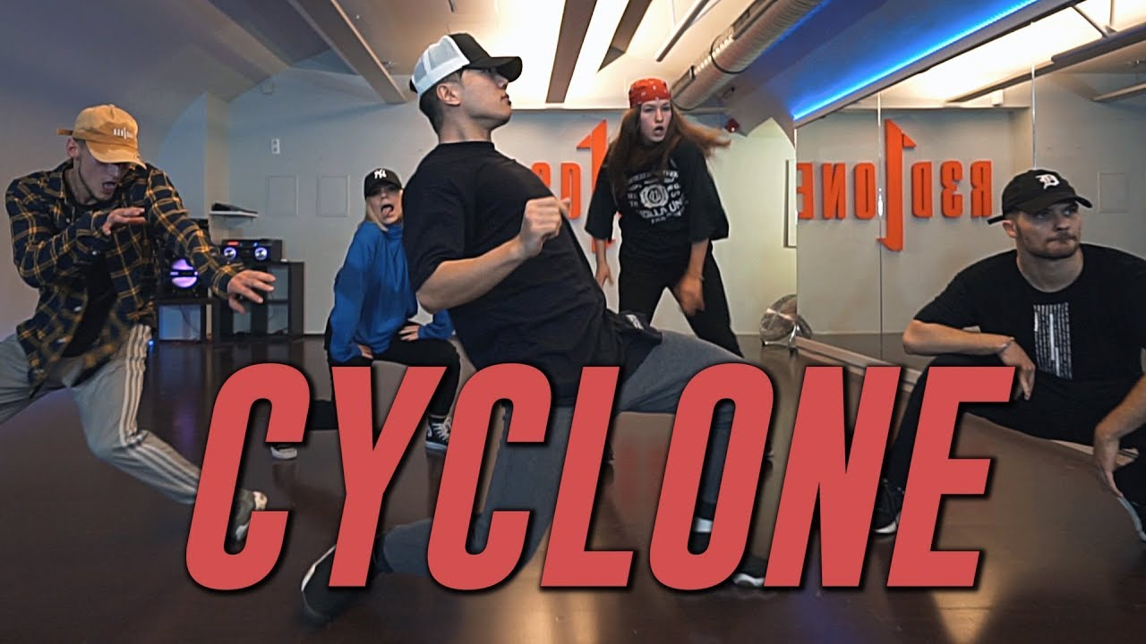"Baby Bash ft. T-Pain ""CYCLONE"" Choreography by Duc Anh Tran"