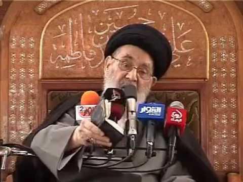 مرتضى القزويني يتحدث عن اغتصاب النساء المتزوجات بأمر محمد في غزوة اوطاس