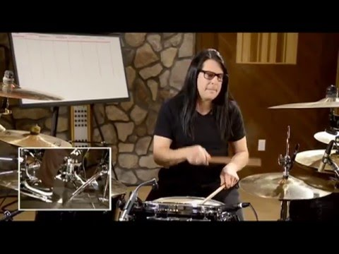 Mike Mangini: The Grid - Official Trailer