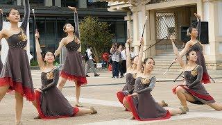 京都女子大学バトントワリング部 @KWU_BATON 京都学生祭典 七宝ステージ