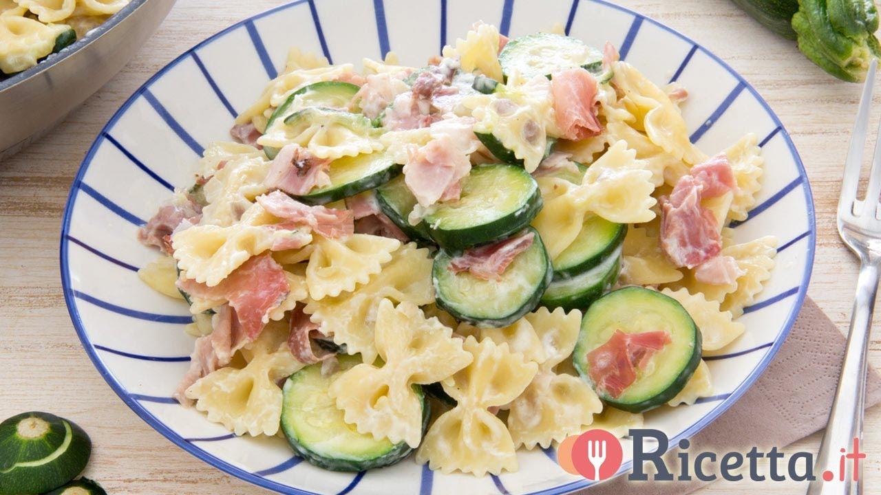 Ricetta: pennette con salsa al pistacchio e speck   Guide ...