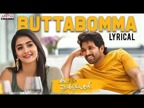 'Buttabomma' sung by Armaan Malik