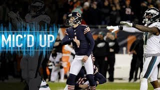 Eagles vs. Bears Mic'd Up for a Devastating Conclusion! (NFC Wild Card)