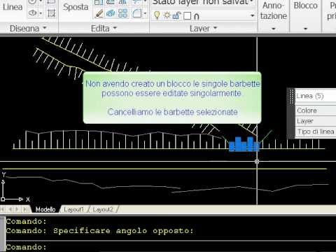 Barbette per AutoCAD  YouTube
