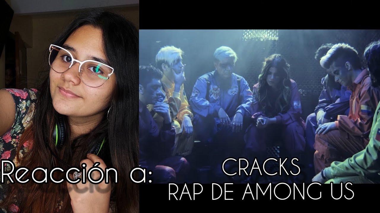 Download Reacción - RAP DE AMONG US (Video Oficial) - CRACKS