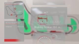 F1 Brembo Brake Facts 14 - Italy 2016 | AutoMotoTV