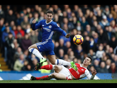 CHELSEA v ARSENAL: In Pictures