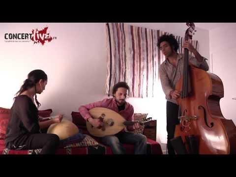 """Oum en session acoustique pour """"Taragalte"""" (Soul of Morocco) concertive.fr"""