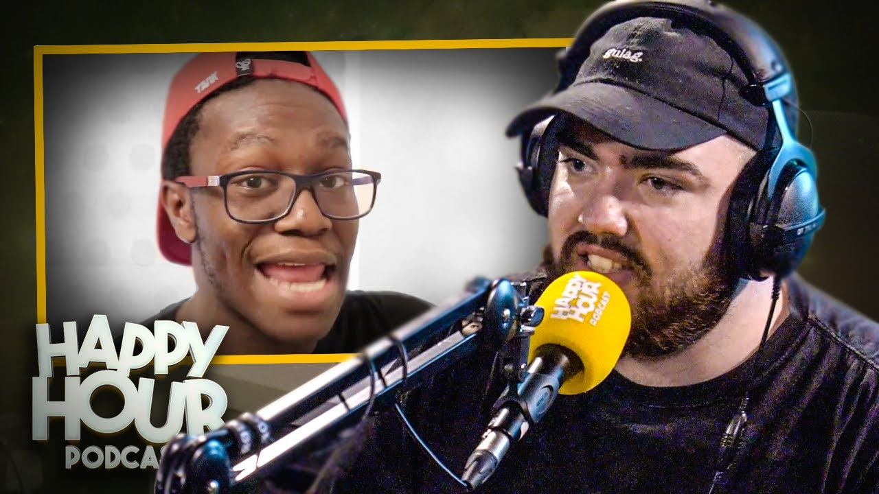 Randolph Reveals ALL About His BEEF With Deji