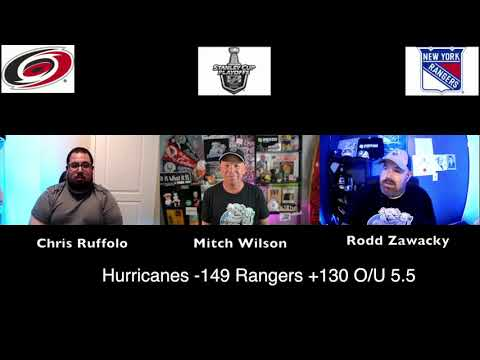 New York Rangers vs Carolina Hurricanes 8/3/20 NHL Pick and Prediction Stanley Cup Playoffs