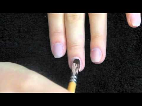 how do you do your own acrylic nails