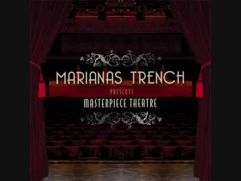 Masterpiece Theatre 1 - Marianas Trench with lyrics