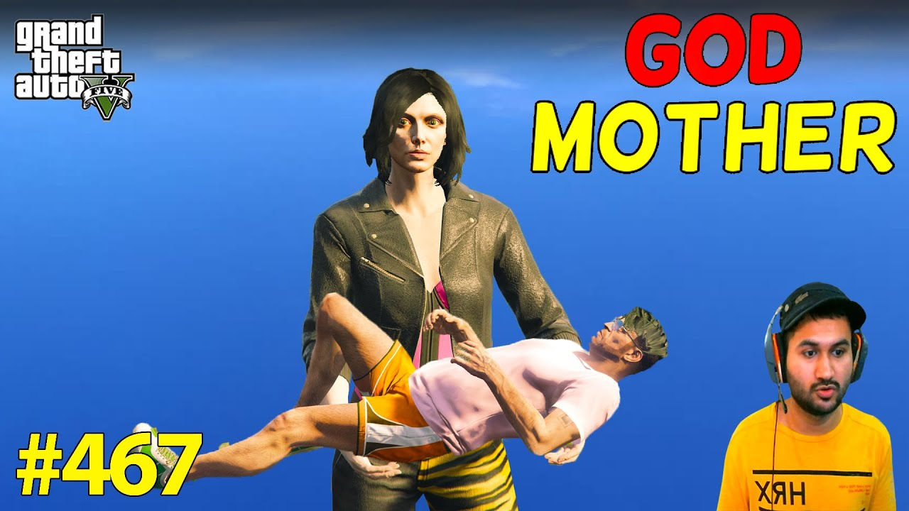 GODMOTHER OF TREVOR IS VERY POWERFUL IN GTA 5 | PART 1 | GTA5 GAMEPLAY #467