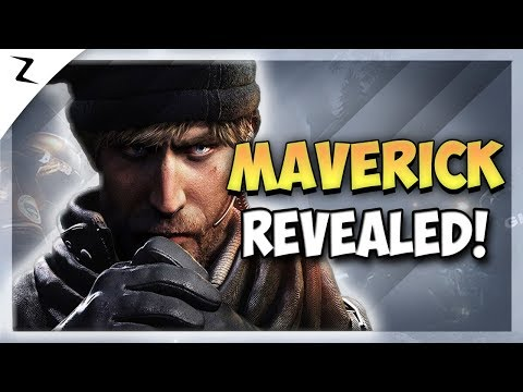 Maverick New Attacking Operator Revealed - Rainbow Six Siege