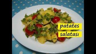 patates salatası-lezzet dünyası