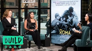Yalitza Aparicio & Marina de Tavira Discuss The Oscar-Nominated Film,