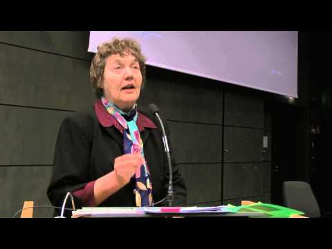 Prof. Ullica Segerstråle: Sociobiology and human nature – a 40 years' perspective