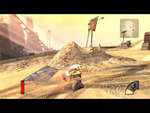 """Wall-E Gameplay Walkthrough Chapter 3 - """"Home Sweet Home"""" [60 FPS / 1080p]"""