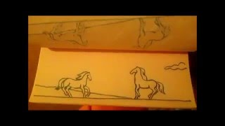Horses jumping for Love-Flipbook