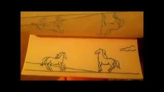 Horses jumping for Love-Flipbook