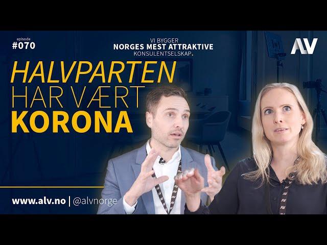 HALVPARTEN HAR VÆRT KORONA |ALV#070