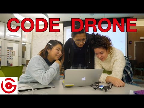Learn to CODE SOFTWARE with Your DRONE - DroneBlocks