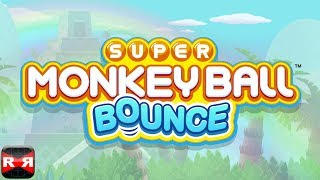 Super Monkey Ball Bounce (by SEGA) - iOS - iPhone/iPad/iPod Touch Gameplay