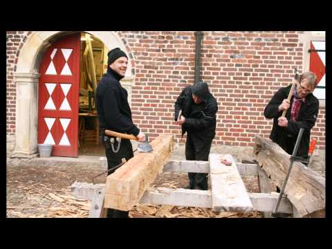 Seminar Historische Holzbearbeitung Auf Schloss Raesfeld (Restaurator Im Handwerk)