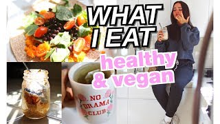 What I Eat in A Day!   Healthy College Cheap Meals