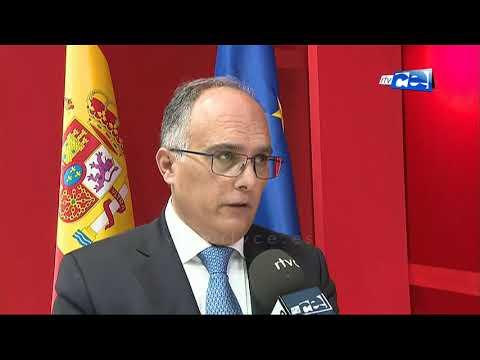 Gaitán destaca la importancia de que Ceuta y Melilla vayan de la mano