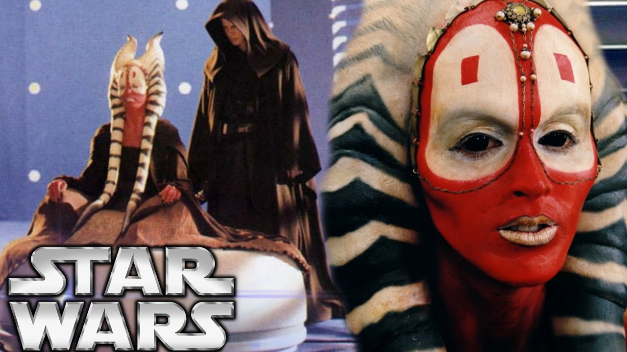 how shaak ti died and her final days canon star wars explained