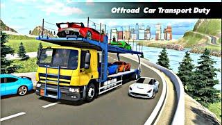 Cruise Ship Transport Car Game   Top Cruise Ship Simulator Game   Big Ship Car Transporter Game 2021 screenshot 3