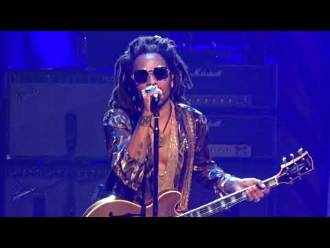 Lenny Kravitz - It Ain't Over 'Til It's Over - Foxwoods Grand Theater 8-25-2019
