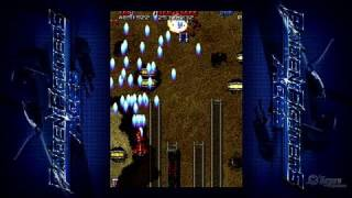 Raiden Fighters Aces Xbox Live Gameplay - X Medals